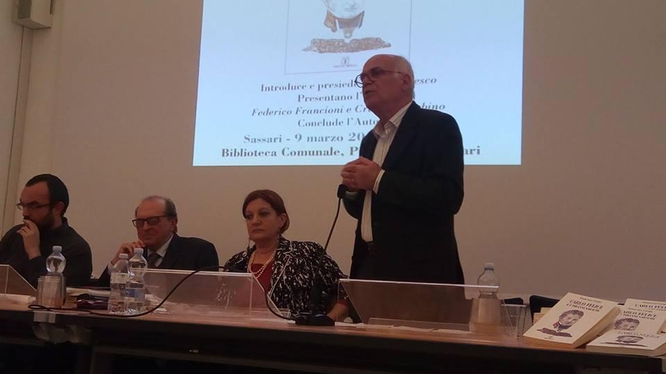 """Pino Aprile recensisce il libro """"Carlo Felice e i tiranni sabaudi di Francesco Casula"""